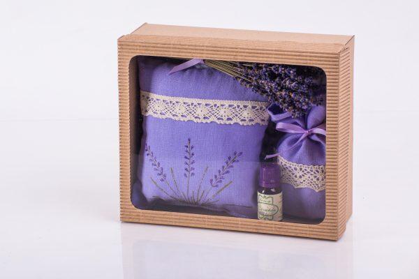 lavanda poklon kutija 1